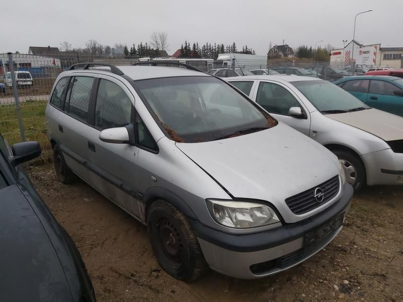 Opel, Monovolume