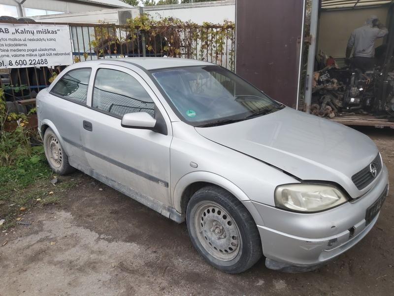 Opel, Hečbekas