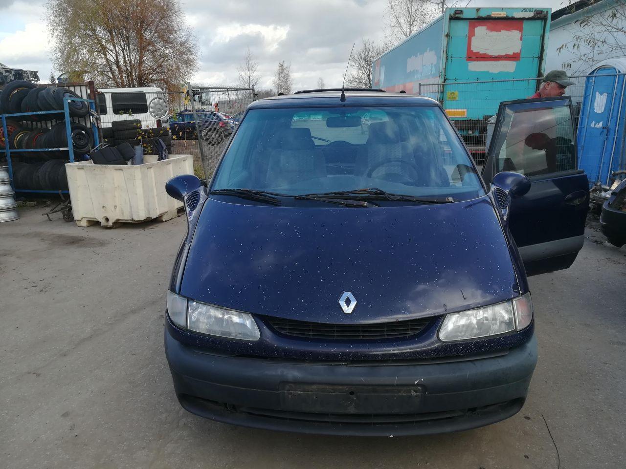 Renault 4, Минивэн