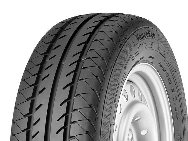 Continental Continental Vanco Eco summer tyres