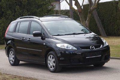 Mazda 5, 2.0 l., vienatūris