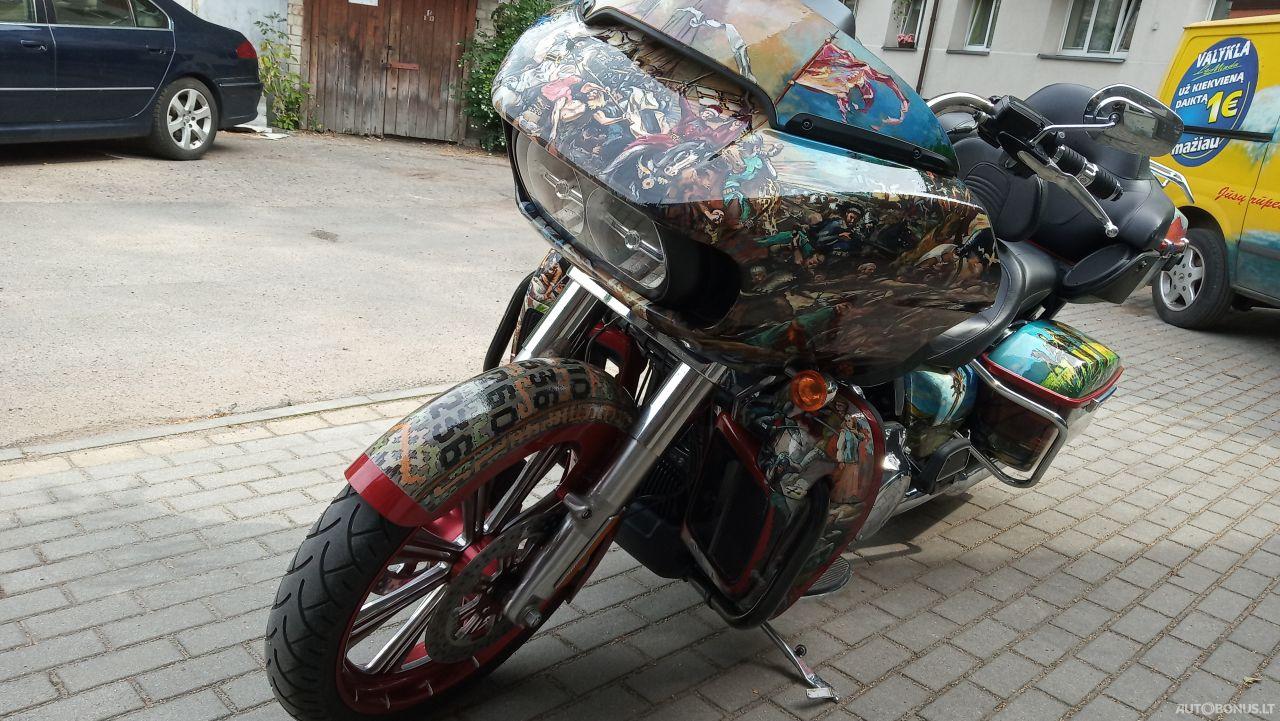 Harley-Davidson FLTR-FLTRI, Cruiser/Touring
