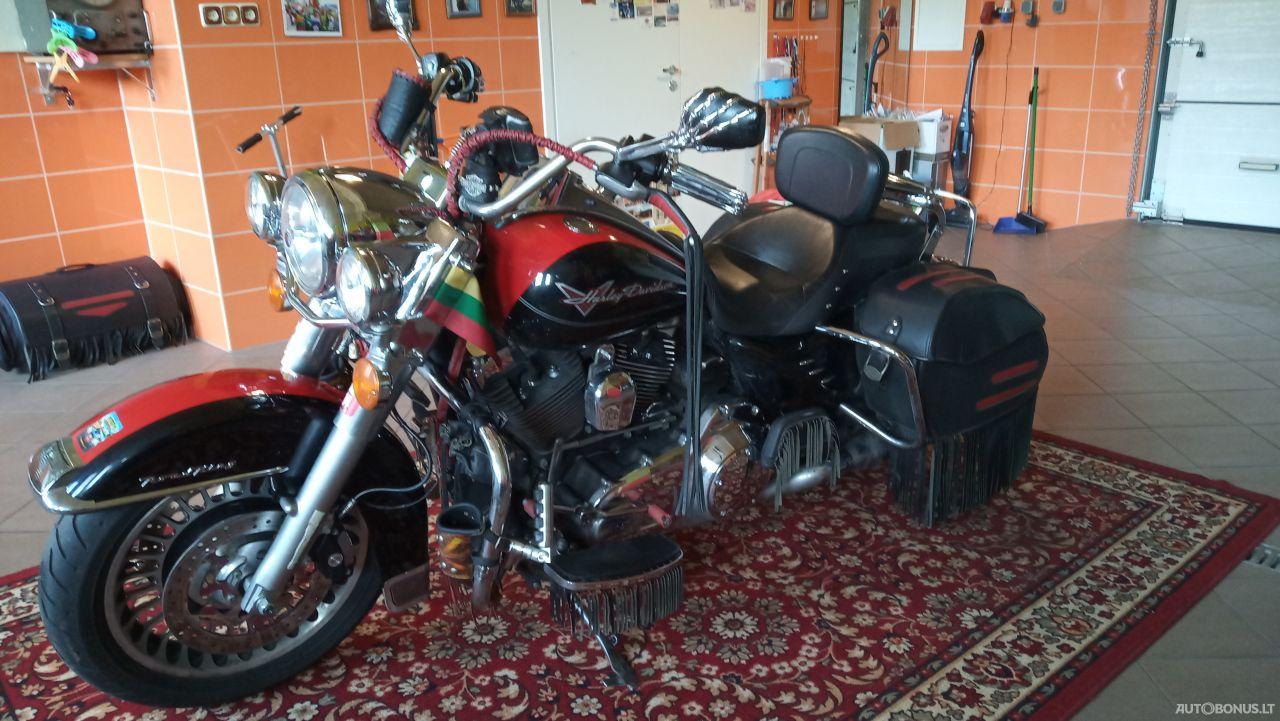 Harley-Davidson FLHR, Cruiser/Touring