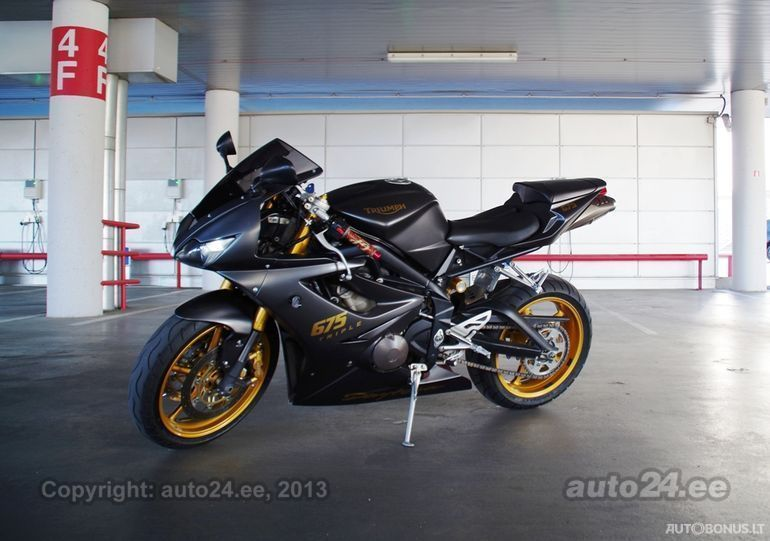 Triumph Daytona, Super bike