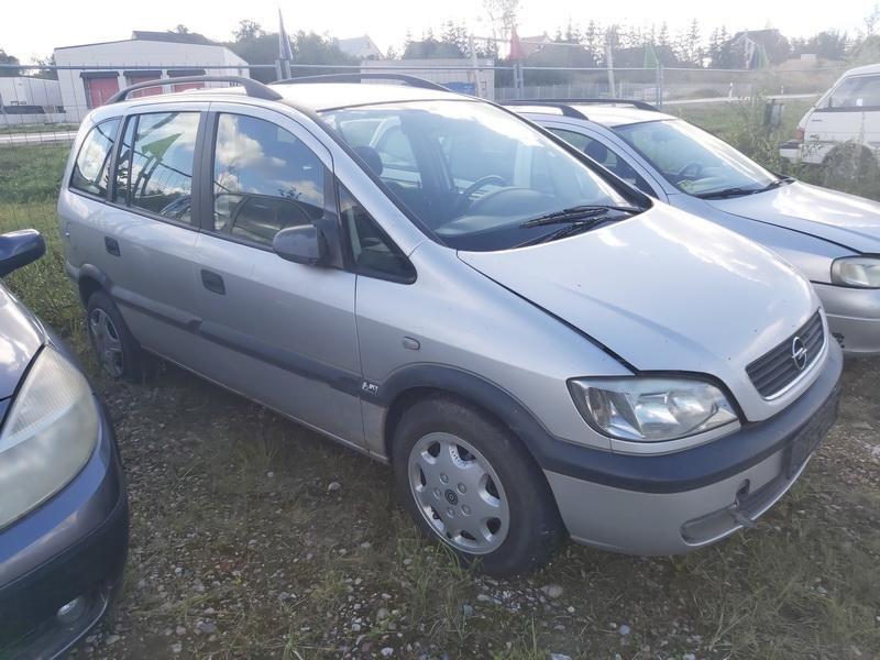 Opel, Vienatūris
