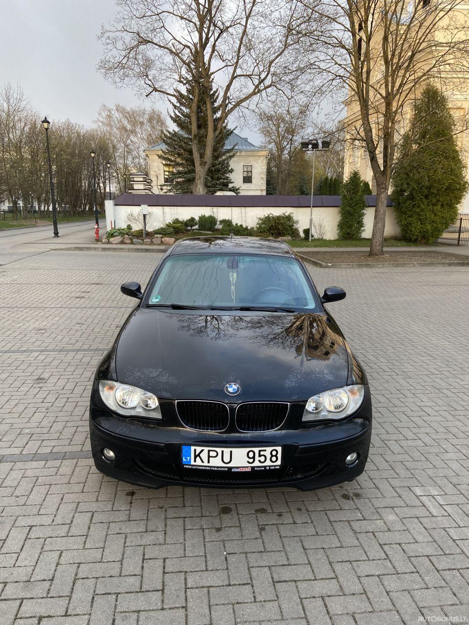 BMW 118, 2.0 l., hečbekas