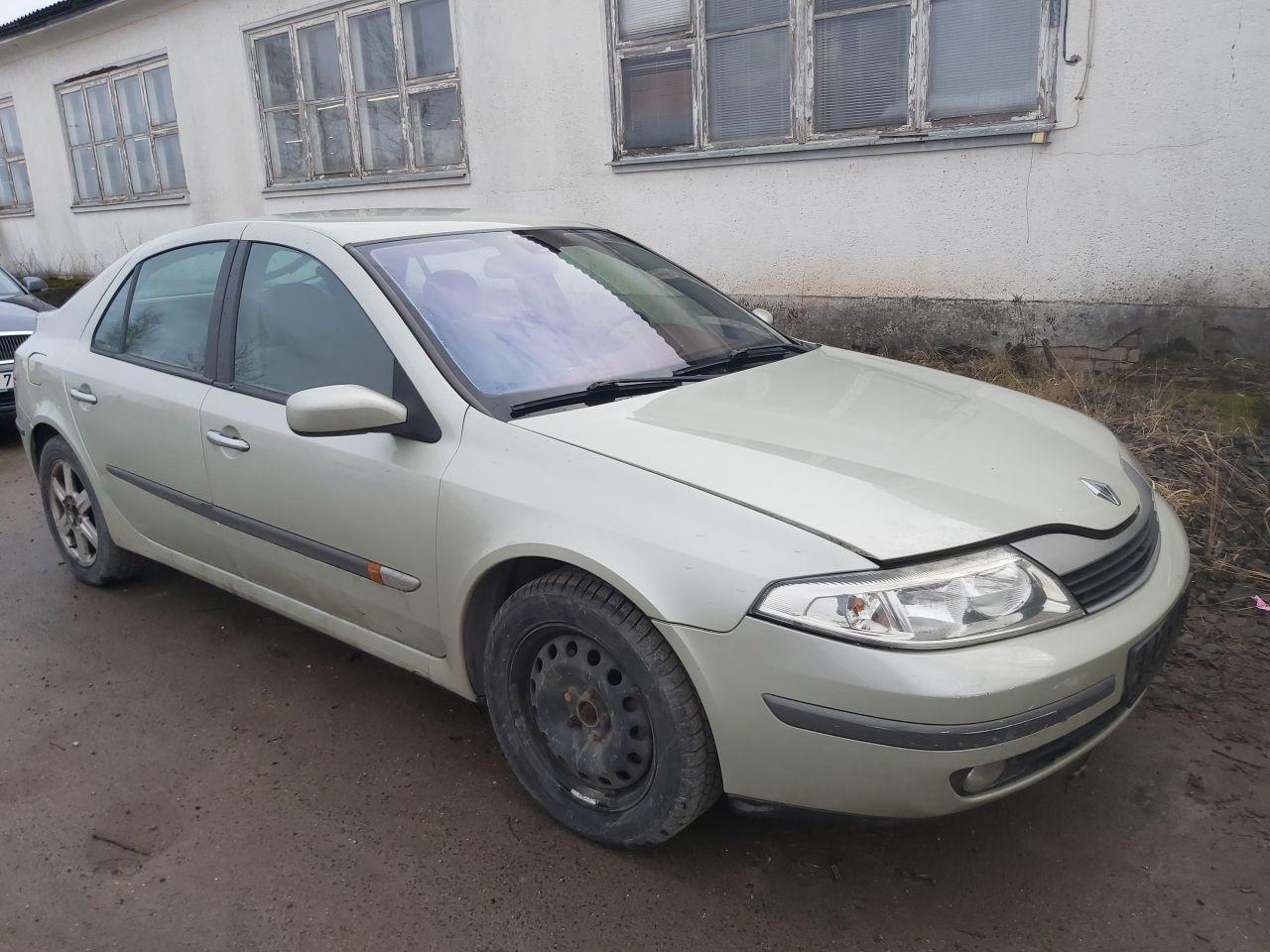 Renault 4, Hečbekas