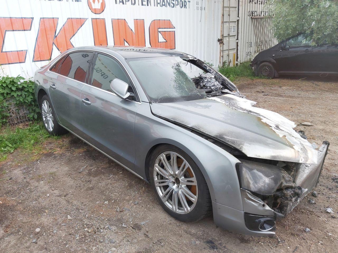 Audi, Sedanas