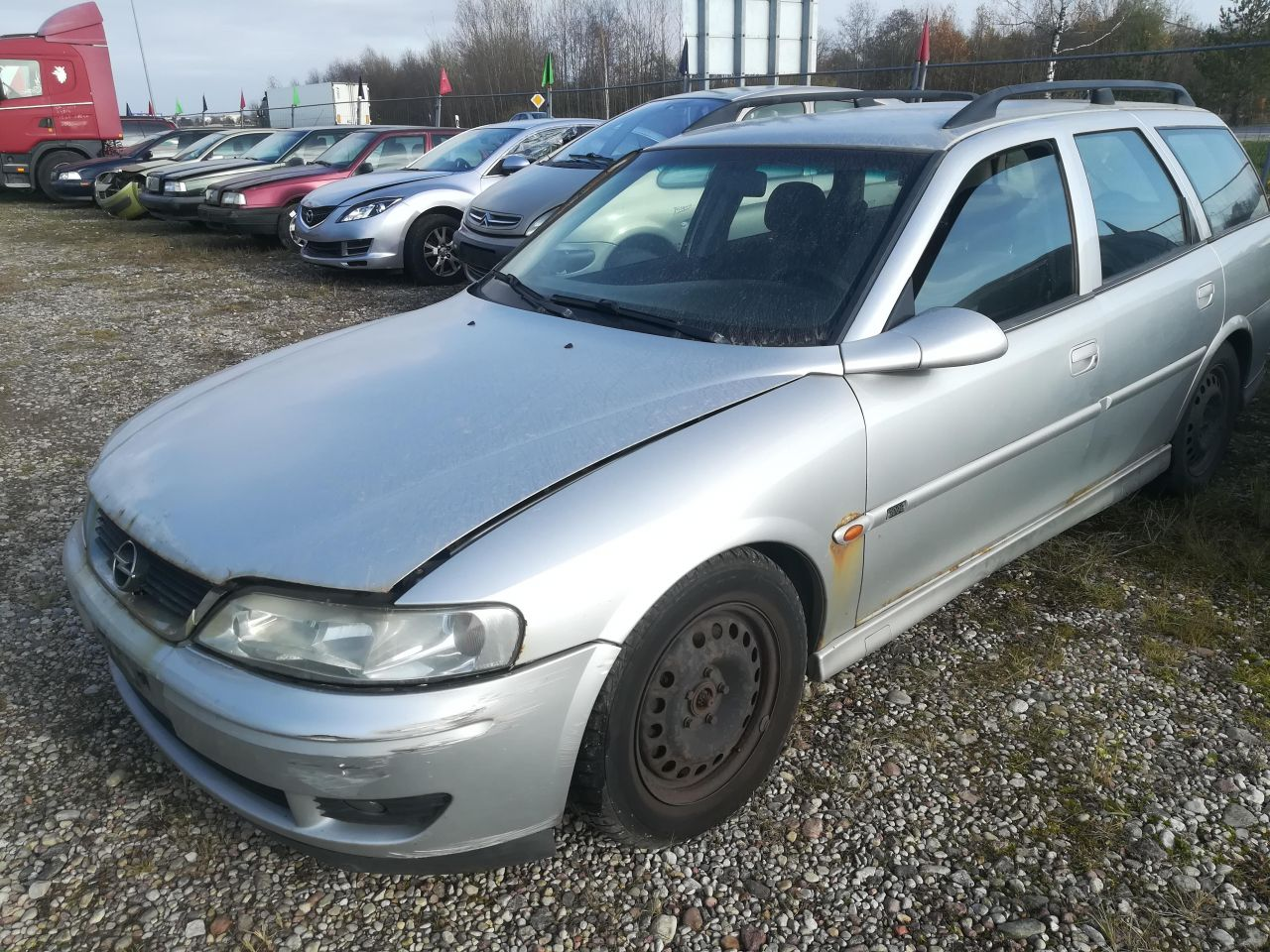 Opel, Universalas | 3