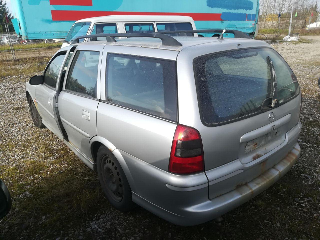 Opel, Universalas | 6