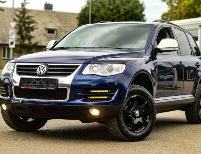 Volkswagen Touareg, 2.5 l., visureigis