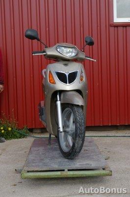 Honda SH, Mopedas/Motoroleris, 2002