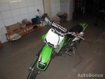 Kawasaki KX, Enduro/Offroad, 2008-05