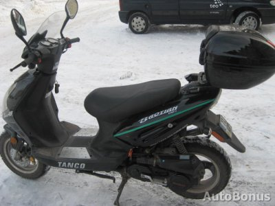 Moped/Motor-scooter, 2007-12-21