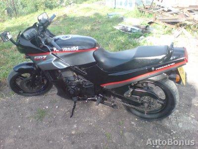 Kawasaki GPZ, Street bike, 1991-10