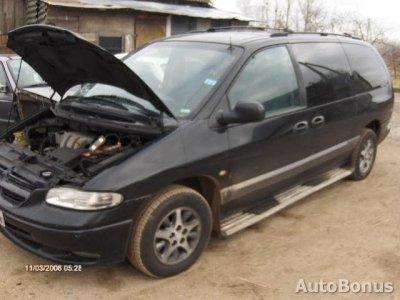 Chrysler Grand Voyager, Monovolume