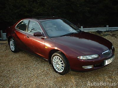 Mazda Xedos 6, Saloon, 1995