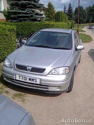Opel Astra, Хэтчбек