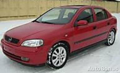 Opel Astra, Hečbekas