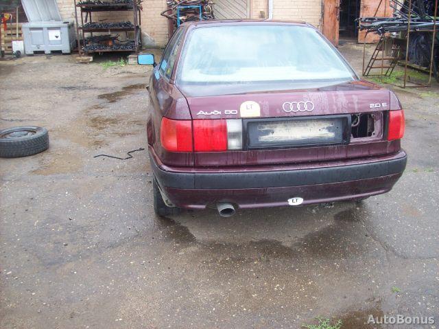 Audi 80, Saloon