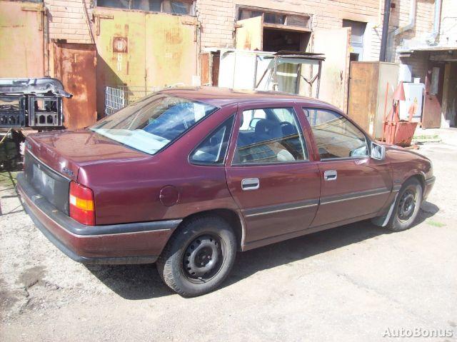 Opel Vectra, Sedanas