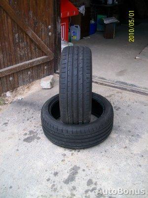 Dunlop летние шины