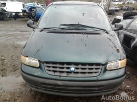 Chrysler Grand Voyager vienatūris