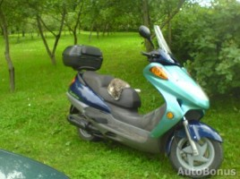 Honda moped/motor-scooter 2000,  Raseiniai
