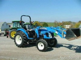 New Holland tc40da, Traktorius, 2005 | 0