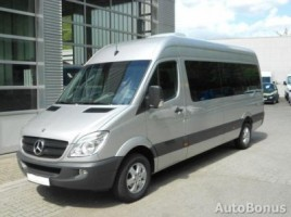 Mercedes-Benz sprinter, Passenger, 2012 | 0
