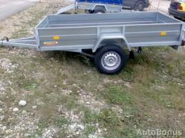 Syland A600/4 automobilinė priekaba, 2019 | 0