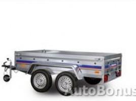 Niewiadow BE7323T automobilinė priekaba