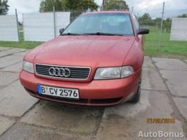 Audi A4 sedanas 1996,  Šilutė