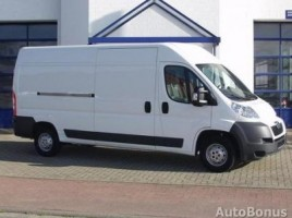 Peugeot Boxer Nuoma, Goods, 2008-01-01 | 0