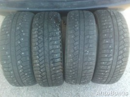 Continental ContiVikingContact2 winter tyres