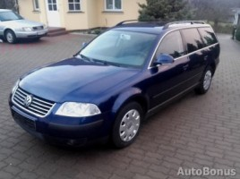 Volkswagen Passat универсал 2004,  Вильнюс