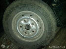 AMG Ford tranzit ratlankiai R14 su