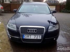 Audi A6 universalas 2006,  Šilutė