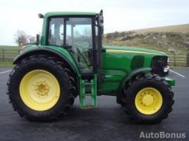 John Deere 6520 traktorius 2006,  Vilnius