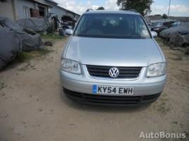 Volkswagen Touran vienatūris