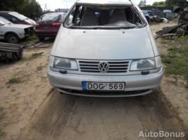 Volkswagen Sharan vienatūris