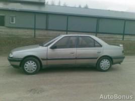 Peugeot 405 saloon 1993 Vilnius