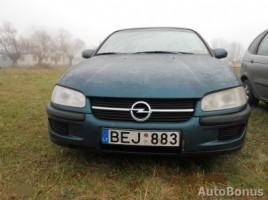 Opel Omega sedanas 1998 Vilnius