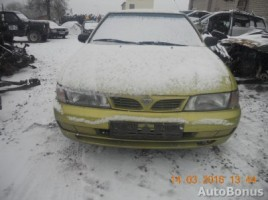 Nissan Almera хэтчбек
