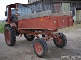 T 16 traktorius 1991,  Kelmė