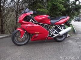Ducati 750 sporttouring 2001,  Kaunas