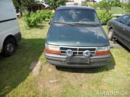 Chrysler Voyager минивэн