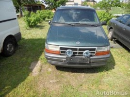 Chrysler Voyager monovolume