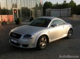 Audi TT kupė
