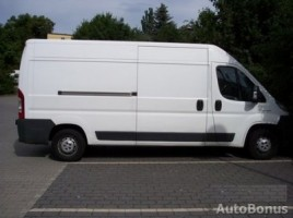 Citroen Jumper Nuoma, Goods, 2008 | 0